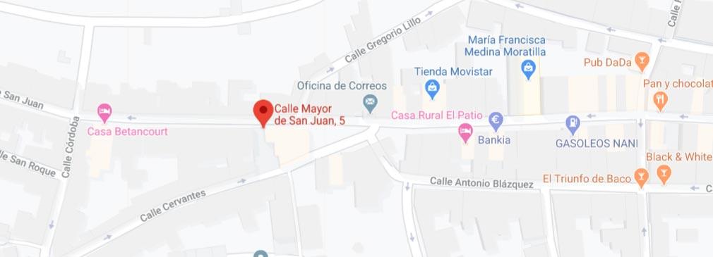 situacion del registro civil en Almadén Ciudad Real